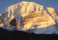 Mount Kailash And Mansarovar